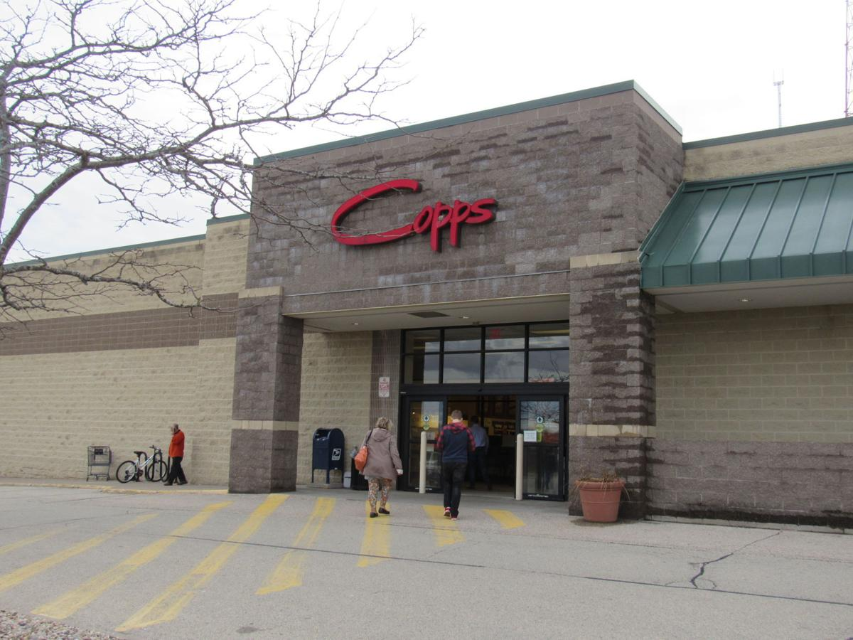 Copps on Whitney Way closing