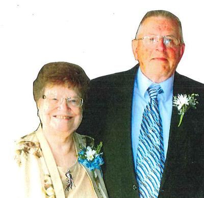 Richard & Judith Dolderer are celebrating their 60th Wedding Anniversary!
