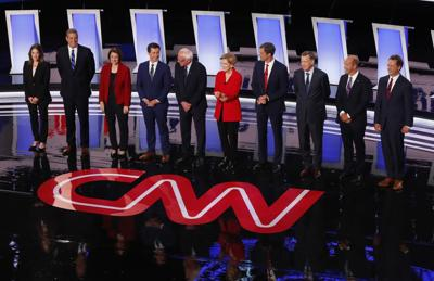 APTOPIX Election 2020 Debate (copy)