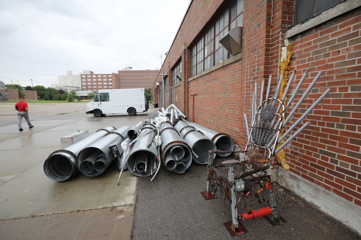 Former Oscar Mayer site coming to life