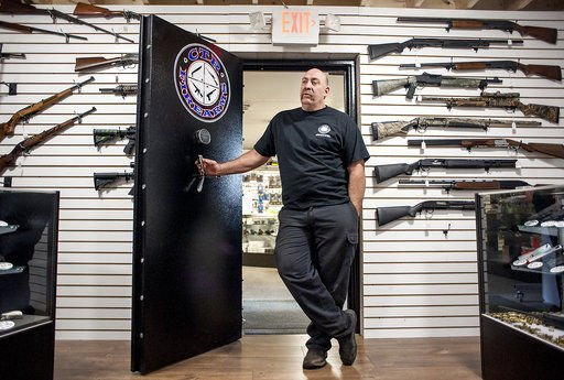 Wisconsin bill could increase gun shop security after hours (copy)