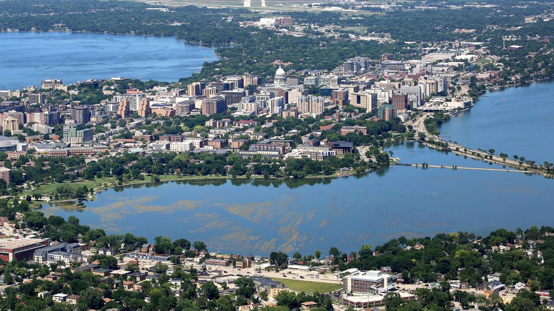 Photos: Madison's Stunning Lakes Provide Beautiful