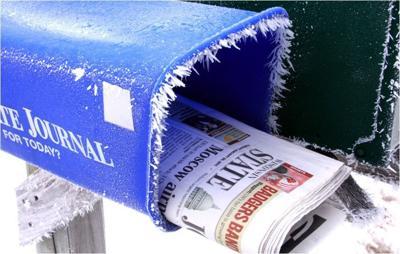 Newspapers still shine a bright light