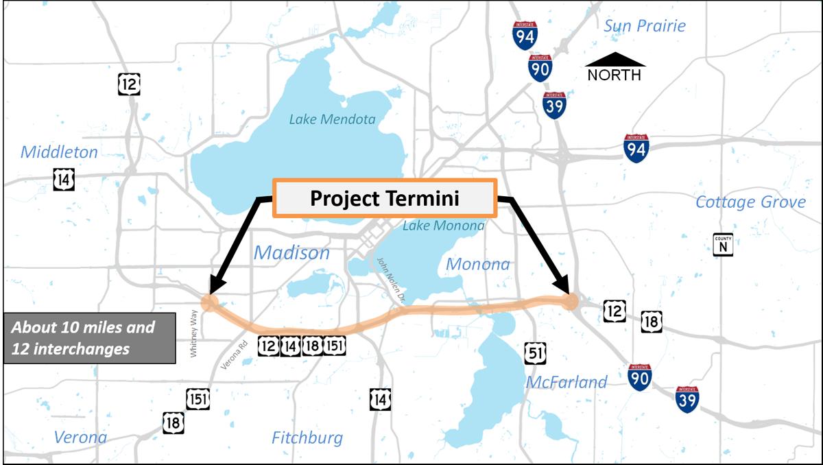 MadisonBeltline-DPTSU-project-termini