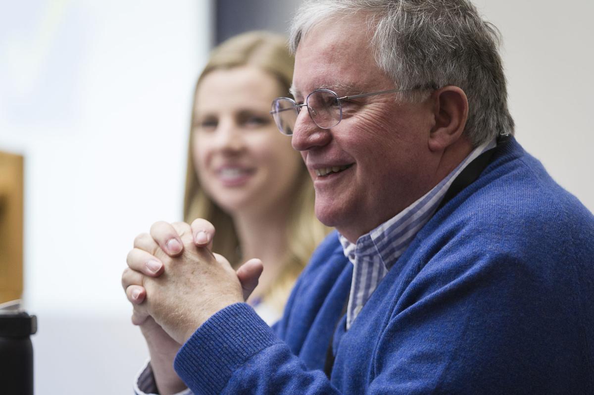 Charles Franklin, Marquette Law School Poll (copy)