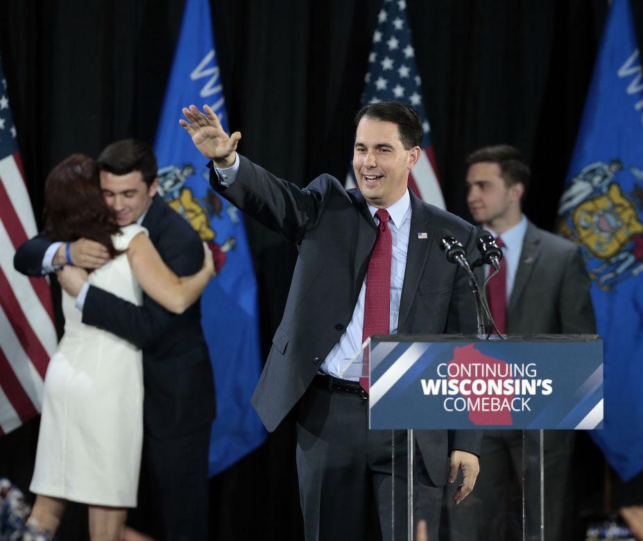 Gov. Scott Walker victory photo (copy)