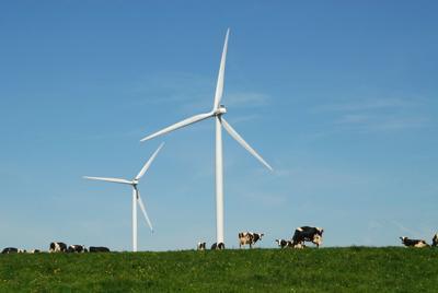 Alliant Energy's Cedar Ridge Wind Farm