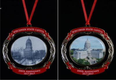 2017 Capitol ornament