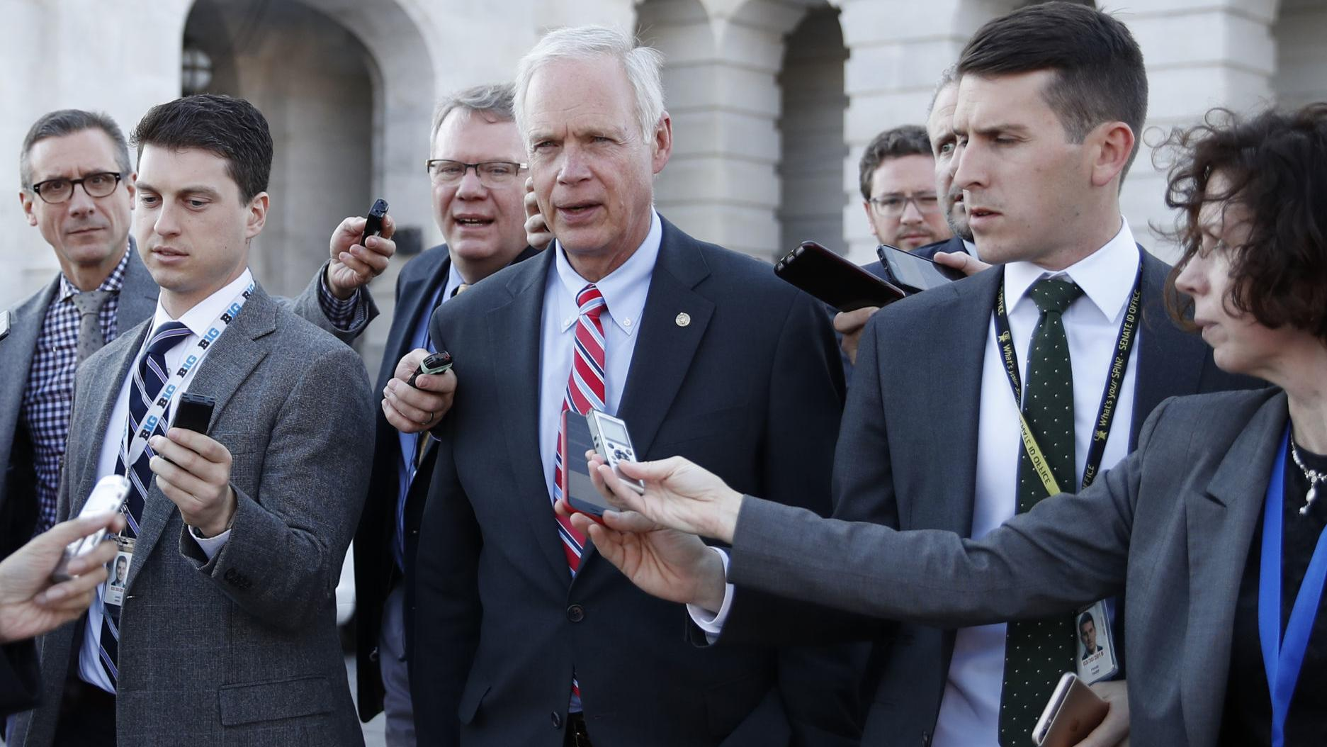 Sen. Ron Johnson should join GOP revolt for sensible gun laws