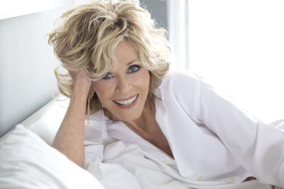 Jane Fonda, Overture Center photo
