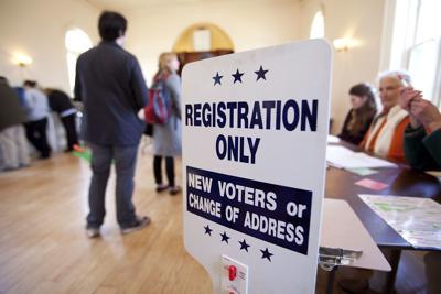 Election Day registration