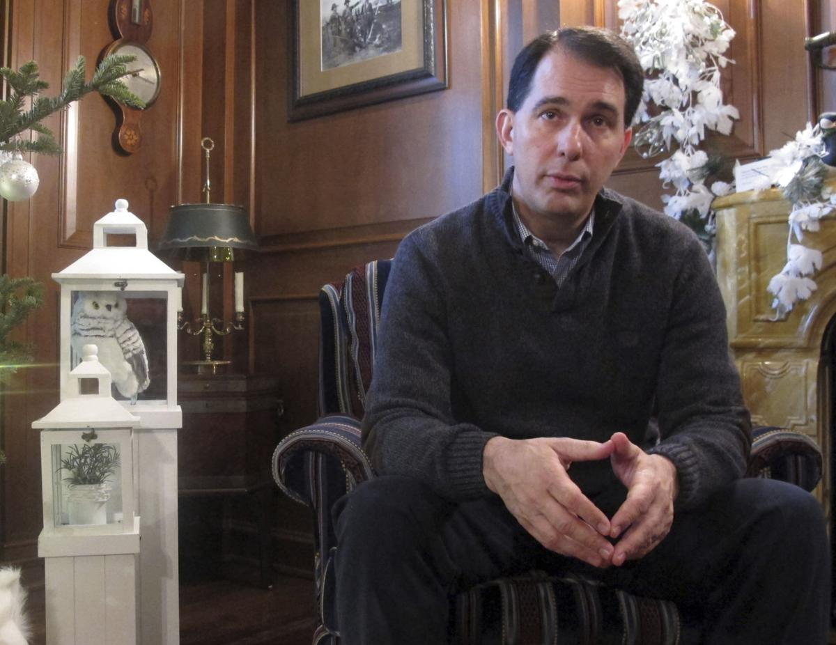Scott Walker says he will increase K-12 funding, offer sales tax holiday, raise park fees