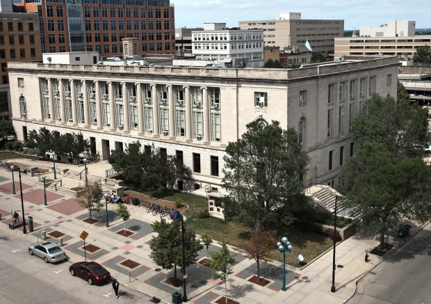 Architectural Gem In Downtown Madison >> Photos Madison Municipal Building Madison Com