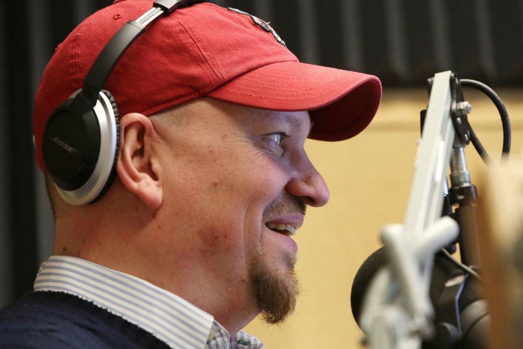 Liberal radio personality announces Democratic bid for governor