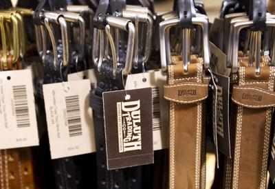 Duluth Trading belts