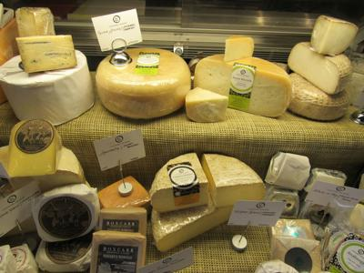 Specialty cheese production