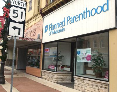 Planned Parenthood in Portage (copy)