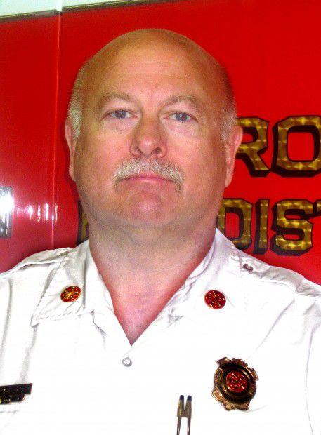 Verona Fire Chief Joseph Giver