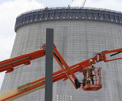 Nuclear power plant construction