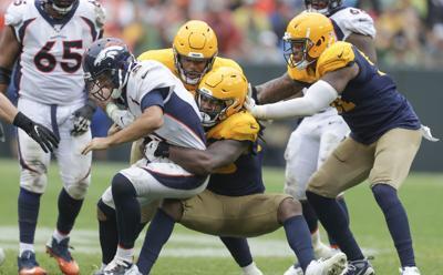 Za'Darius Smith - Packers vs. Broncos