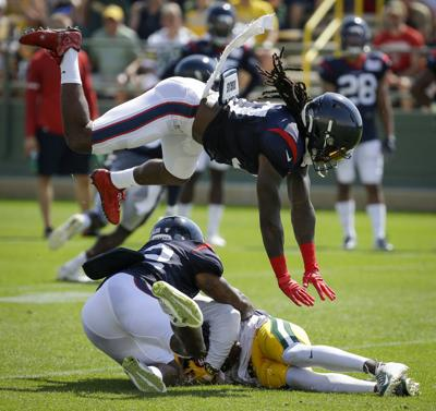 After struggles, Packers receiver J'Mon Moore hopes 'the best practice he's had all year' is just the beginning