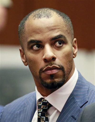 Darren Sharper in court, AP photo