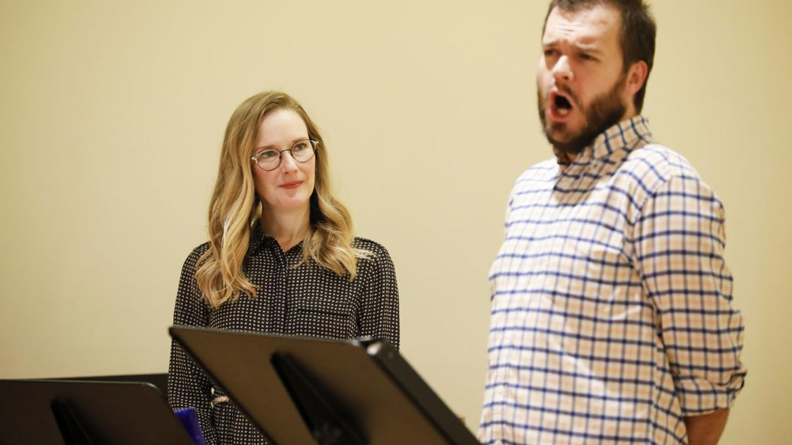 With new live recital series, Madison Opera keeps moving