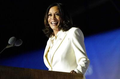Harris prepares for central role in Biden's White House (copy)