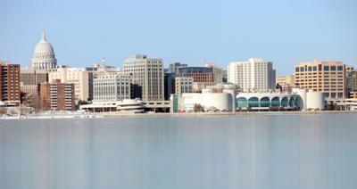 Madison skyline, State Journal generic file photo