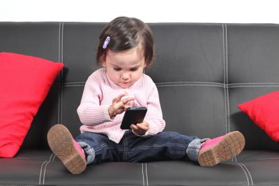 Children and screens