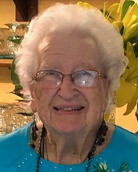 Happy 100, Ruth Hodgson!