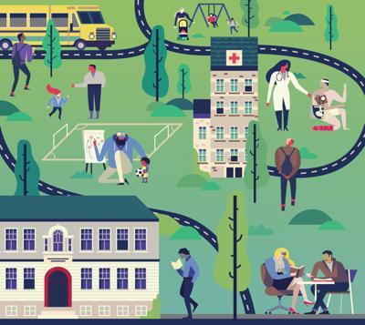 CT Illustration Community Schools