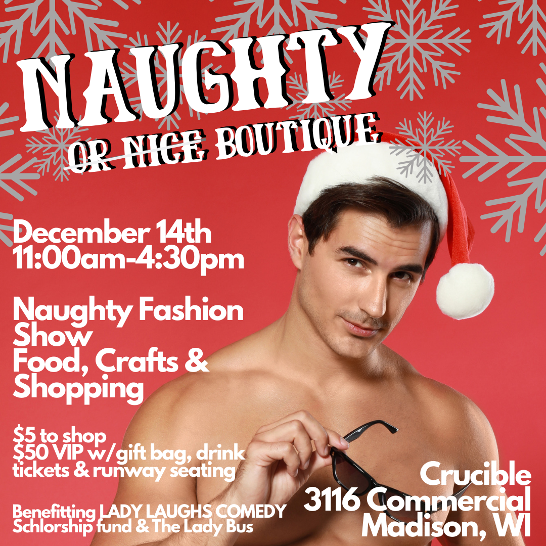 Naughty Pop Up Boutique