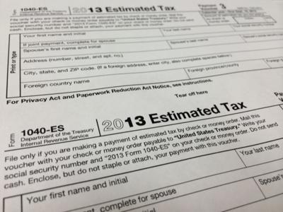 Taxes-Penalties