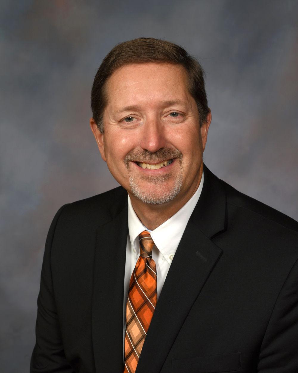 Superintendent Dan Olson