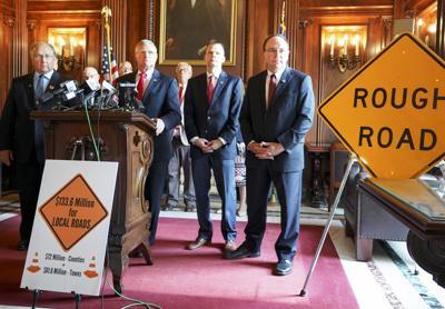 Wisconsin Budget-Roads
