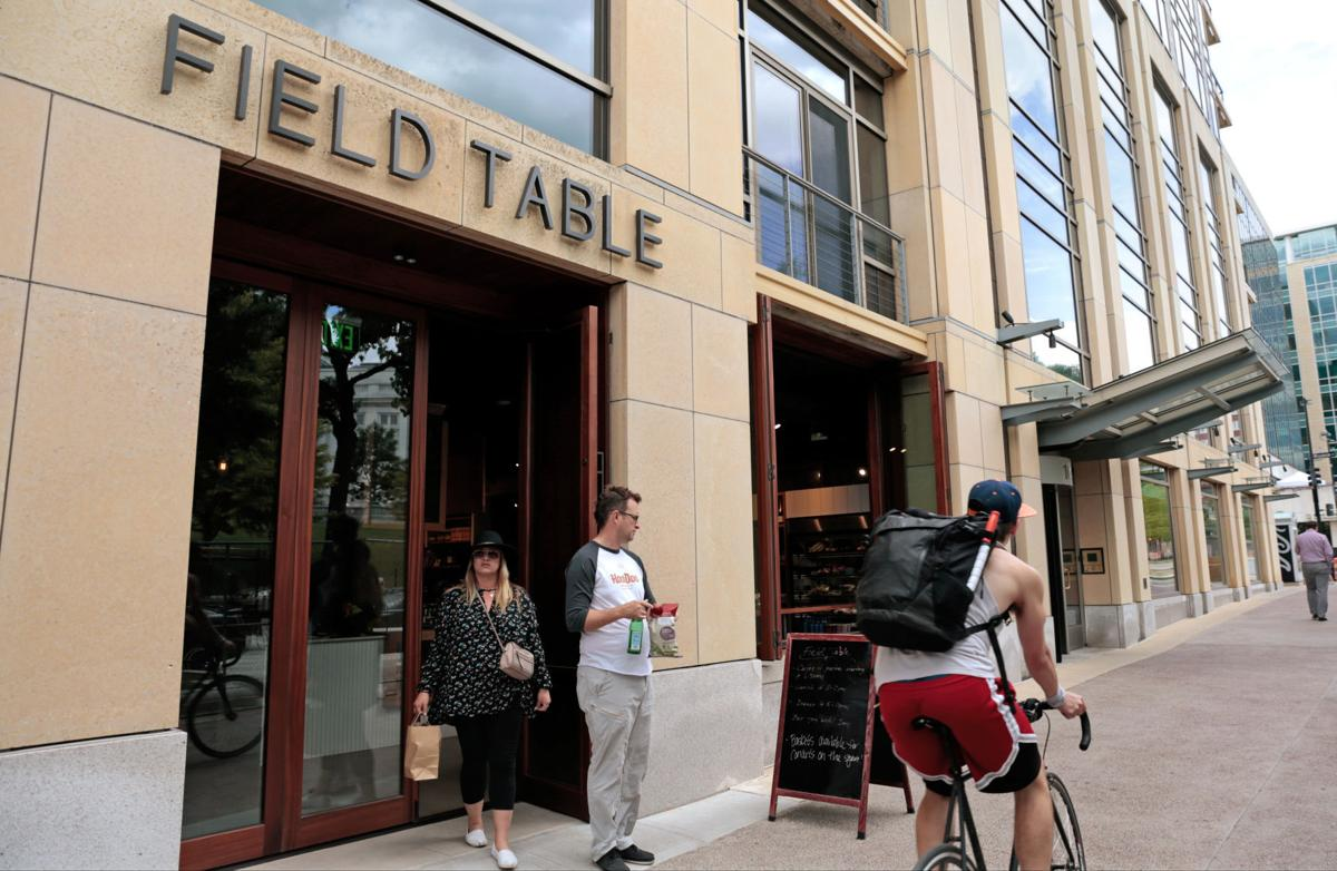 Field Table Exterior