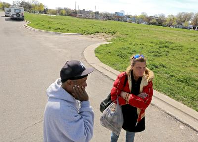 Union Corners homeless