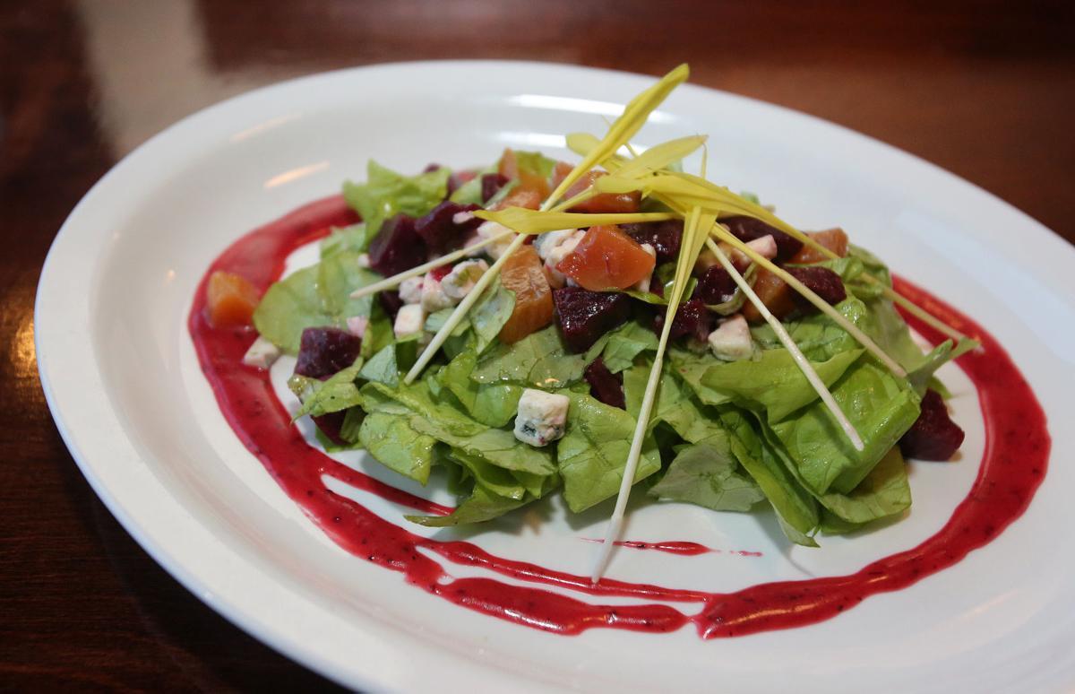 Charlie's on Main beet salad