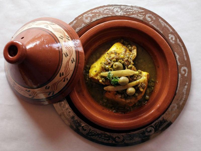 Marrakesh Restaurant, chicken tagine