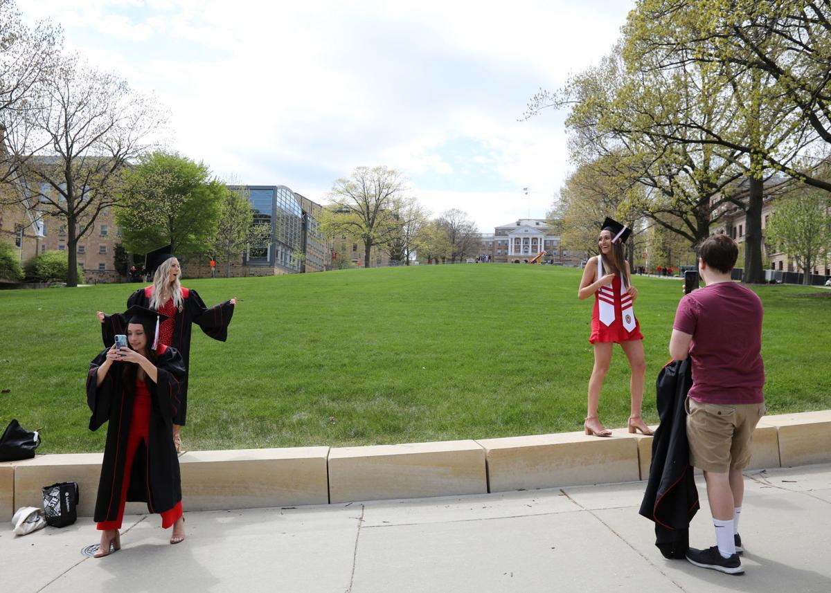 UW-Madison virtual graduation