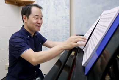 Kangwoo Jin sheet music