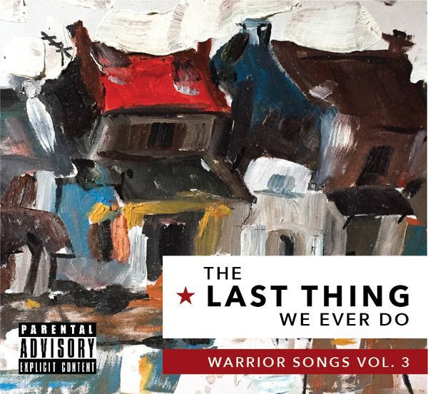 """""""The Last Thing We Ever Do"""" CD cover"""
