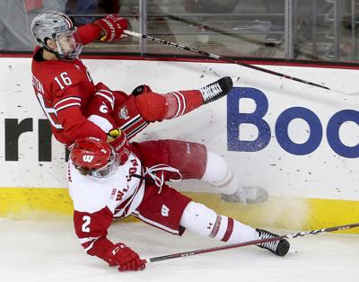 Home Playoff Series A Long Shot But Wisconsin Badgers Men S Hockey