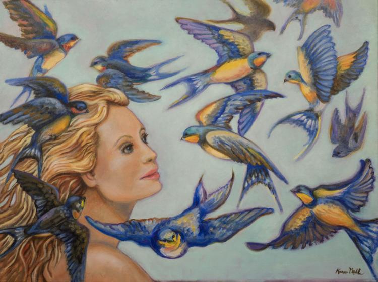 Flutter of Swallows