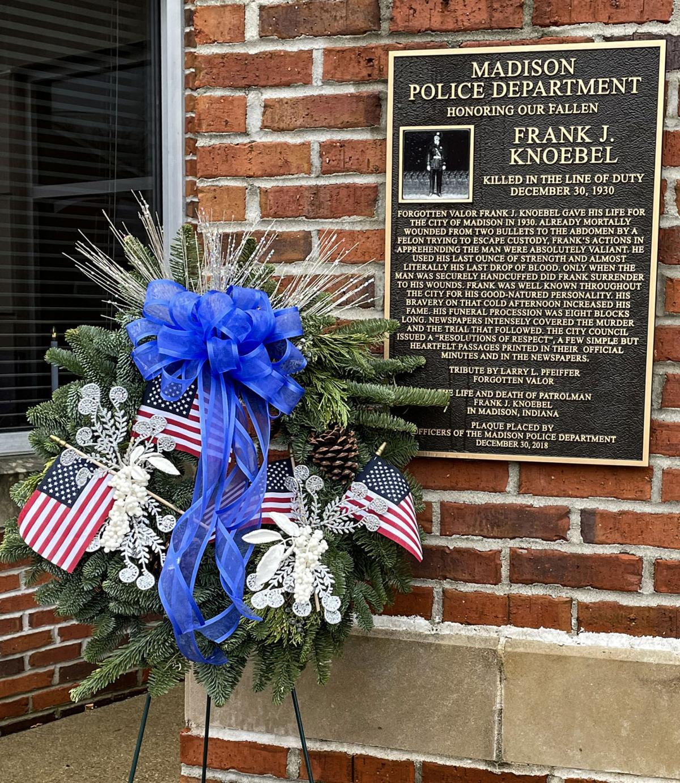 Officer Memorialized