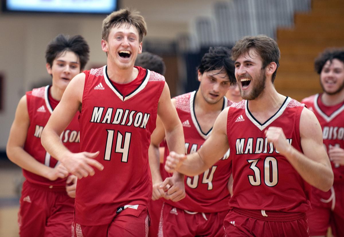 Madison Boys Basketball