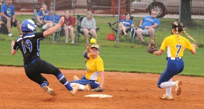 Trimble softball