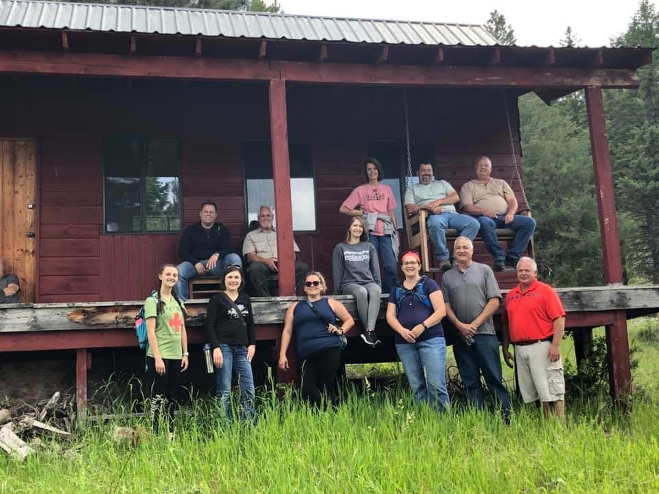 2019 volunteers