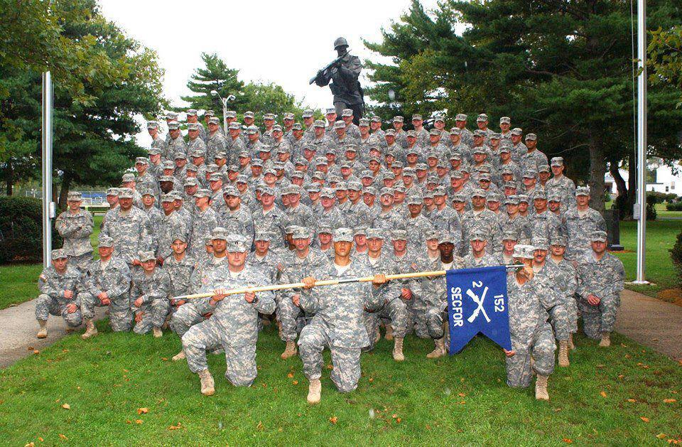 Nolan Stanley army